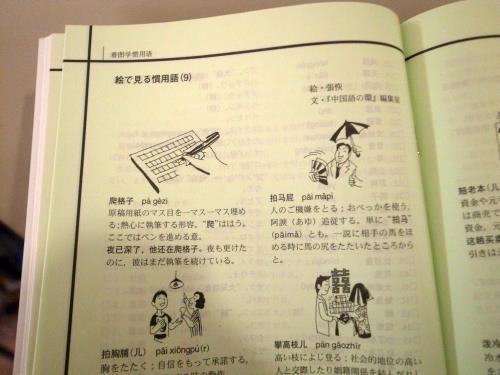 中国語の環イラスト